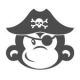 Monkey Pirate