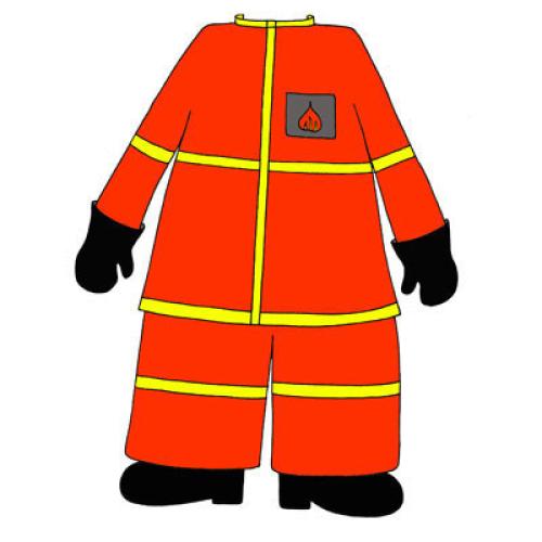 Body pompier