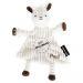Baby doudou lama personnalisé prénom