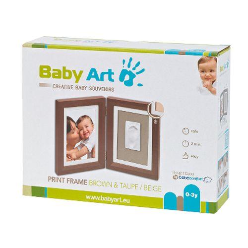 Cadre empreinte Baby Art