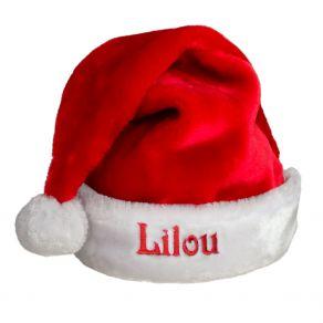 Bonnet de père Noël extra doux