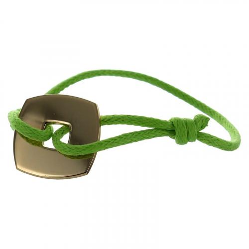Bracelet carré personnalisé