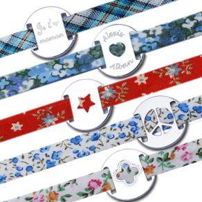 Bracelet liberty personnalisé
