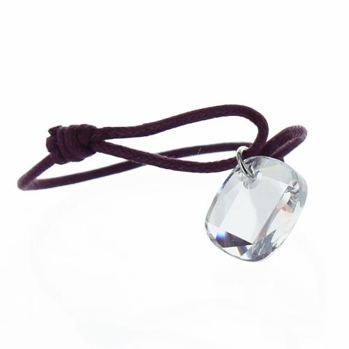 Bracelet losange en cristal