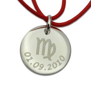 Bracelet signe astrologique personnalisé