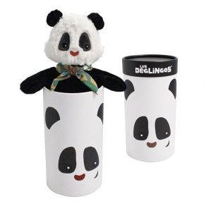 Peluche grand panda Déglingos