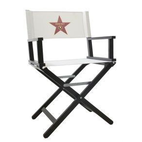 Fauteuil adulte personnalisé Walk of Fame d'Hollywood