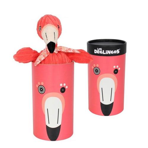 Grand Simply Flamingos le Flamant Rose - boite