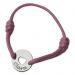 Bracelet coeur enfant gravé