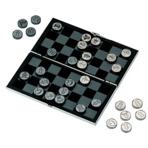 Jeu d'échecs de poche personnalisé