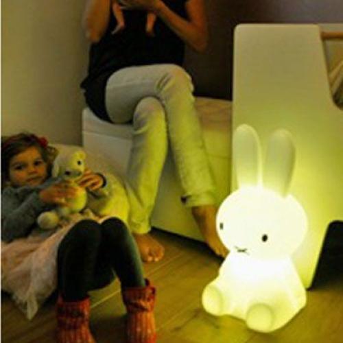 Lampe enfant lapin