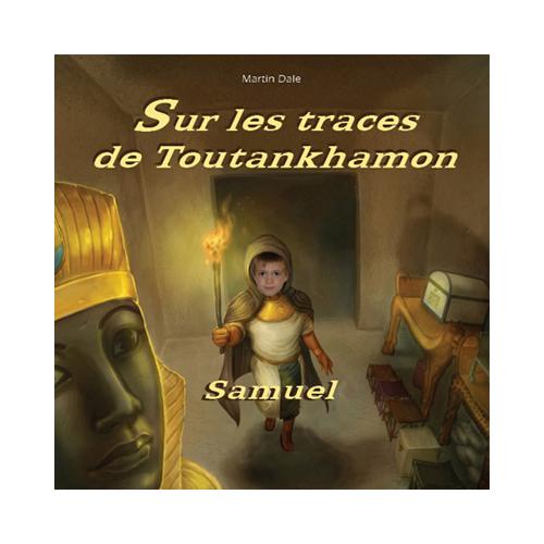 Livre photo Sur les traces de Toutankhamon