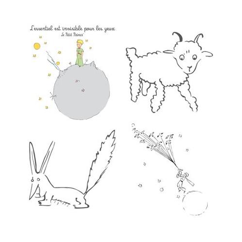 Orfèvrerie Le Petit Prince gravée