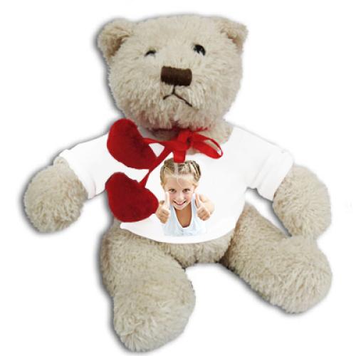 Peluche Teddy Bear avec photo