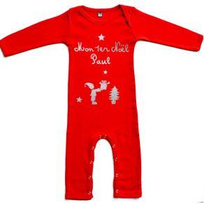 Pyjama de lutin de Noël