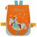Sac à dos enfant Prince et cheval personnalisé