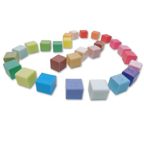 Savons cube prénom