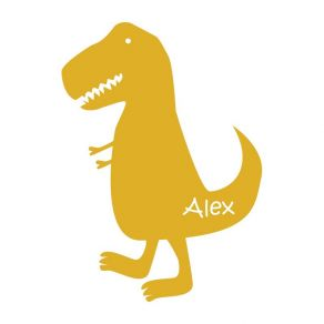 Stickers enfant dino le T-Rex