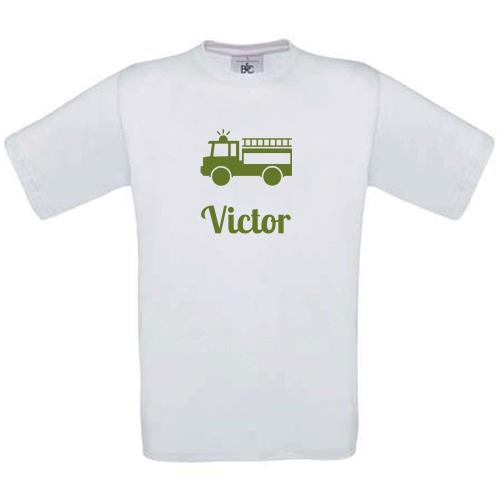 Tee-shirt personnalisé prénom enfant