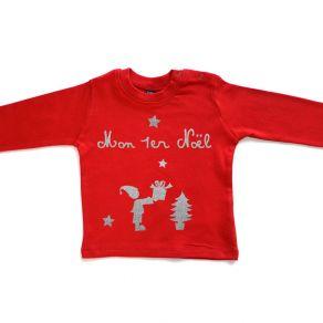Tee-shirt de lutin de Noël