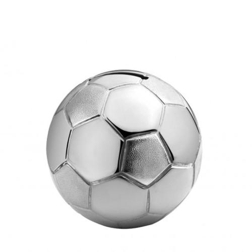 Tirelire ballon de football
