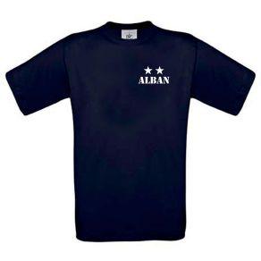 T-shirt de sport enfant imprimé 2 étoiles