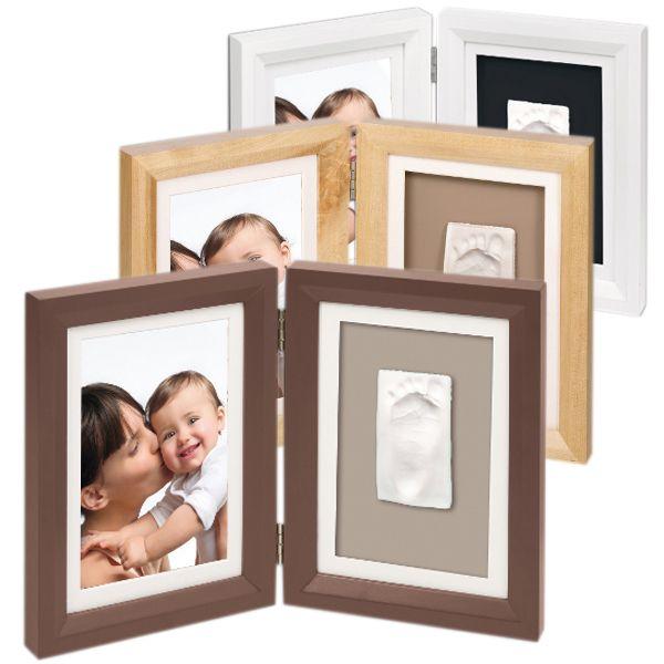 Joli-Cadeau - Idée Cadeau Naissance : Cadre Empreinte Baby Art