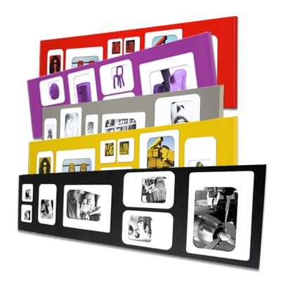 joli cadeau id e cadeau naissance cadre photo magn tique. Black Bedroom Furniture Sets. Home Design Ideas