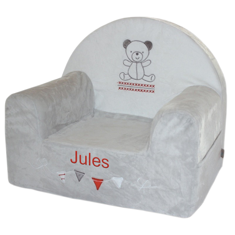 joli cadeau id e cadeau naissance fauteuil en mousse. Black Bedroom Furniture Sets. Home Design Ideas