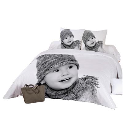 joli cadeau id e cadeau naissance housse de couette imprim e. Black Bedroom Furniture Sets. Home Design Ideas