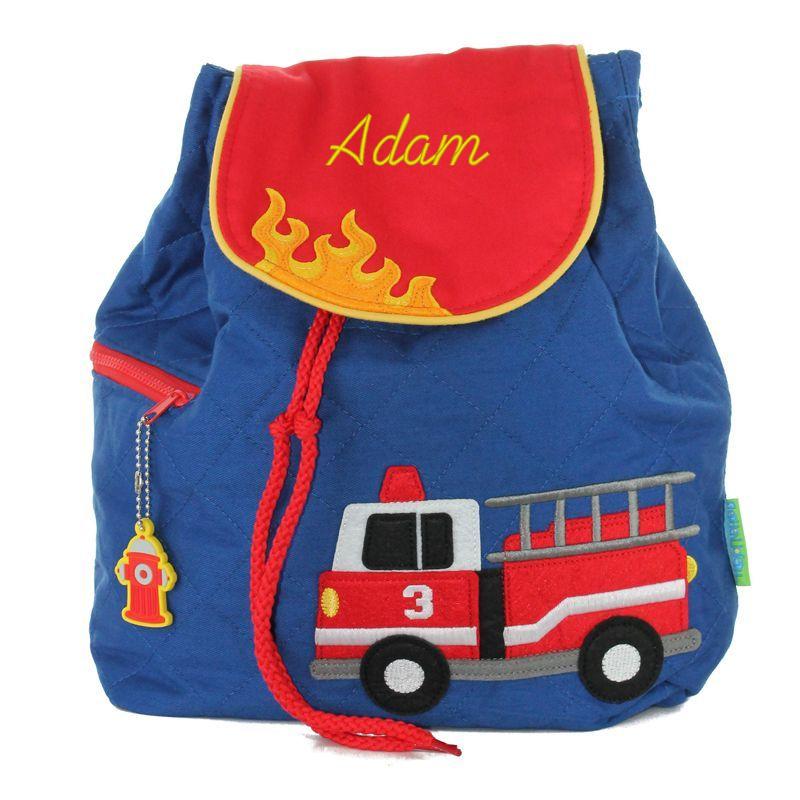 Sac à dos Pompier personnalisé