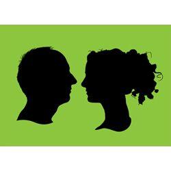 Silhouette duo