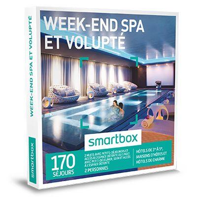 joli cadeau id e cadeau naissance coffret smartbox week end spa et volupt. Black Bedroom Furniture Sets. Home Design Ideas